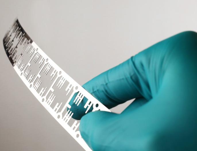 Photochemische Ätztechnik Leadframes