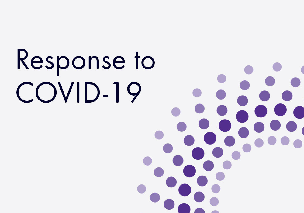 Response to COVID-19